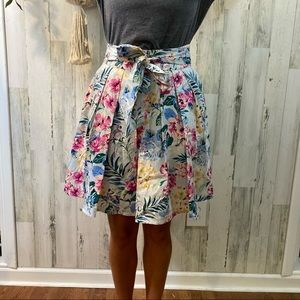 Cath Kidston Woman's Skirt size 6 Floral